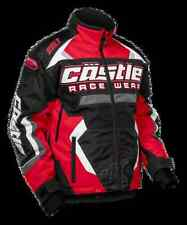 Castle X Bolt G3 Winter Snowmobile Riding Jacket Coat