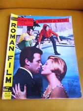 ROMAN FILM PHOTONOVEL 1959 MICHELE MORGAN CHRISTINE KAUFFMANN SORDI DE SICA