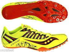 MENS SAUCONY SPITFIRE MEN'S RUNNERS/SNEAKERS/FITNESS/RUNNING SPIKES SHOES