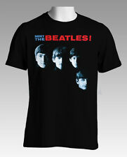 NEW Licensed Quality The Beatles Meet The Beatles T-Shirt S M L XL Free Postage