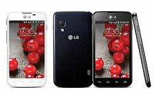 "LG OPTIMUS L5 II Dual E455 Original Unlocked WIFI 4"" 3G 5MP 4GB GPS Wifi Android"