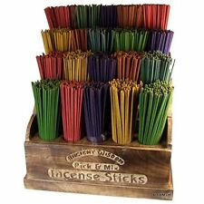 25 50 75 or 100 Quality Indian Incense Sticks - 24 Scents & Mega Mix - FREE P+P