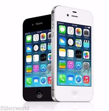 "Original Apple iPhone 4S 16GB A1387 Factory Unlocked 3.5"" 3G Mobile Smart Phone"