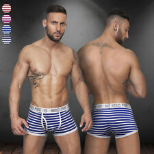 New Fashion sexy mens underwear soft boxers shorts cotton briefs M L XL
