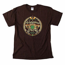"""Baggins Brew - Tolkien """"Lord of the rings"""" inspired T-shirt / S - 3XL"""
