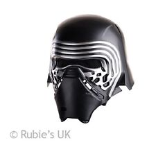 Star Wars: The Force Awakens 2 Piece Adult Kylo Ren Mask NEW!