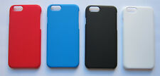 Ultra Thin Rubberized Matte Polycarbonate Hard Case for Apple iPhone 6