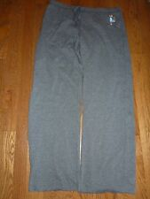 "VICTORIAS SECRET PINK NEW APPLIQUE ""PINK"" BOYFRIEND SWEATPANTS NWT"