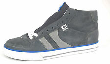 Globe Encore Generation Hi Mens Skateboard Shoes Sneaker Charcoal/White/Cobalt