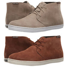 Cole Haan Mens Pinch Weekender Chukka Casual Lace Up Fashion Ankle Boots Shoes