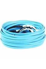 Hyperlite Flat Line Silicone Floating Wakeboard Line Rope Blue