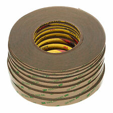 55m(60YD) Length 3M 300LSE 9495 LE Clear Transparent Double Sided Adhesive Tape