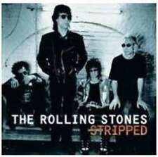 ROLLING STONES THE STRIPPED REMASTER 2009 CD NEW