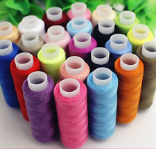 1 PC Spools Polyester Sewing Thread Finest Quality Thread 240 YD 24 Colors