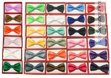 24 Plain Colors Style of Children Toddler Baby Child under Age of 6, kid bow tie