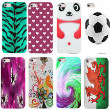 pictured gel case cover for apple iphone 5 mobiles c67 ref