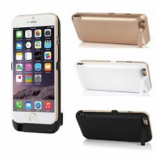 10000mAh External power bank Charger pack backup battery case for iphone 6S 6