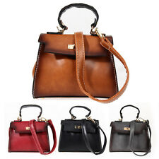New Fashion Ladies Women Handbag PU Shoulder Bag Satchel Messenger Bag Hobo Tote