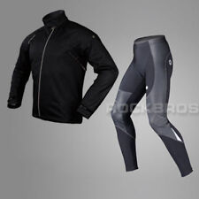 Sobike Cycling Suits Fleece Long Jersey Winter Jacket-Cook Tights-Shark New