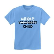 Middle Child Funny Gift Idea Cool Middle Brother Kids T-Shirt Children's