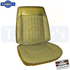 1968 Grand Prix Front & Rear Seat Covers Upholstery New PUI
