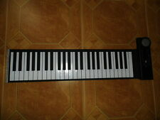 Flexible PIANO, flexibel Silikon 49 Tasten Kays rolling Keyboard einrollbar