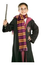 LICENSED HARRY POTTER SCARF GRYFFINDOR HOUSE FANCY DRESS COSTUME ACCESSORY