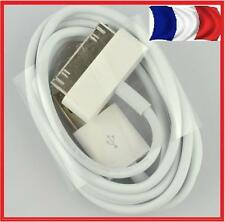 LOT 1, 2, 10, 20,50 USB CABLE CHARGER iphone 3G 3GS 4 4S IPOD IPAD APPLE i