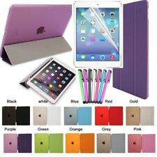 Premium Smart Magnetic Stand Cover Back Case for Apple new iPad Sleep Wake Flip