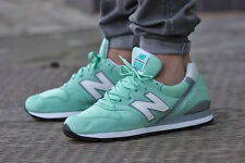 NEW IN BOX! MENS New Balance NB 996 M996CPS Made in USA Mint Green  SIZE 6-13