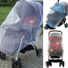 Universal Stroller Pram Baggy Carry Cot Insect Mosquito Net Safe Mesh Cover