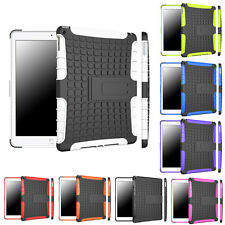 Hybrid Armor Rugged Hard Multi-view Case Cover Stand Skin For iPad Air 2 iPad 6