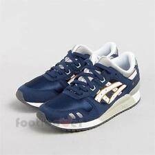 Shoes Asics Gel Lyte III PS C5A54N 5001 Kids running Navy White Fashion Moda