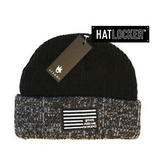 AFENDS - Black Flag Casual Beanie