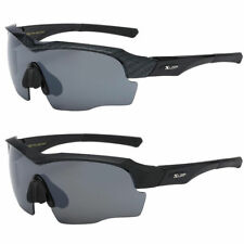 X-Loop Mens LARGE Sports Sunglasses UV 400 Protection Cycling Fishing Running x