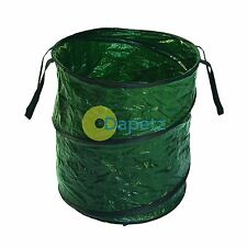 Quality Pop-Up Sack Garden Waste Removal Collapsible Rubbish Collection Bins