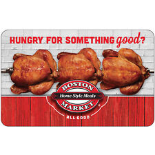 Boston Market Gift Card - $25 $50 or $100 - Email delivery