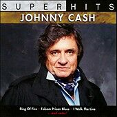 Johnny Cash - Super Hits [CD New]