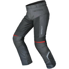 DriRider NEW Air-Ride 2 Touring Cool Mesh Summer Black Vented Motorcycle Pants
