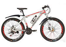 "1/2 Price Sale! 26"" 21 Speed FLY370 Mountain Bike, Teenager Men's Birthday Gift"
