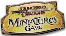 Dungeons & Dragons War Drums Miniatures Figurines Game Wizards of the Coast