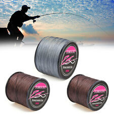 300-100M 50-100LB Super Strong Dyneema Spectra Extreme PE Braided Fishing Line