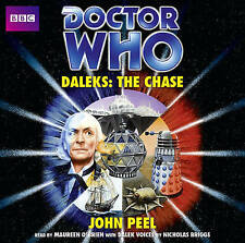 ## BBC Doctor Who Daleks: The Chase Audio 5 x CD,New & Sealed ##