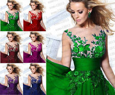 Women Long Sexy Evening Party Ball Prom Gown Formal Bridesmaid Cocktail Dress