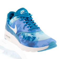 Nike - Air Max Thea Print Casual Shoe - Light Blue Lacquer/White/Clearwater