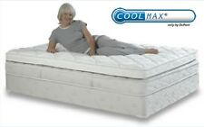 NEW TWINXL CoolMax Premium Memory Foam Mattress Pad with Quilted Cover 38 x 80