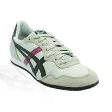Onitsuka Tiger - Serrano Casual Shoe - Light Grey/Black