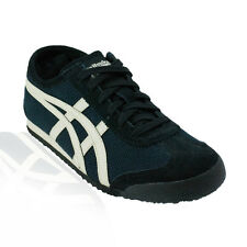 Onitsuka Tiger - Mexico 66 Casual Shoe - Black/Off White