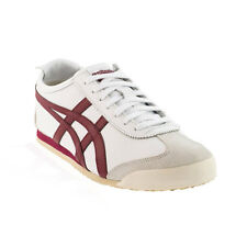 Onitsuka Tiger - Mexico 66 Casual Shoe - White/Burgundy