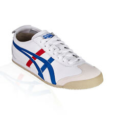 Onitsuka Tiger - Mexico 66 Casual Shoe - White/Blue